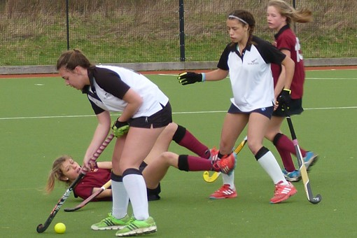 U16 Girls at Stourport (EH Regionals) 015