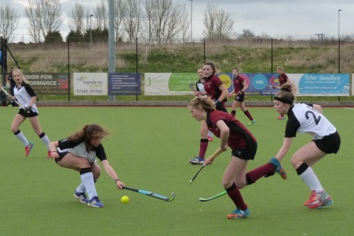 U16 Girls at Stourport (EH Regionals) 022