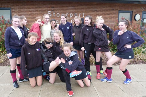U16 Girls at Stourport (EH Regionals) 025