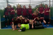 Ladies 4 - league champions 001