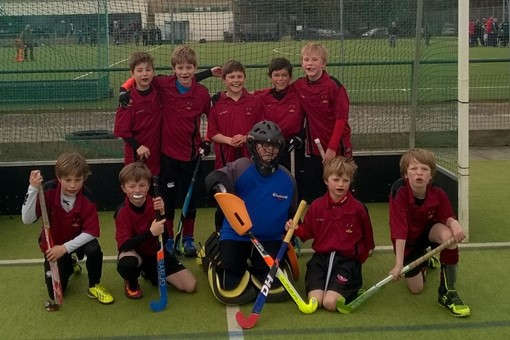 U10 Boys at In2Hockey 001