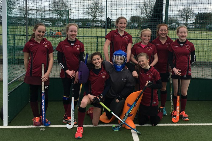 U12 Girls March 2017 001