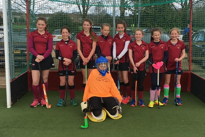 U12 Girls March 2017 002