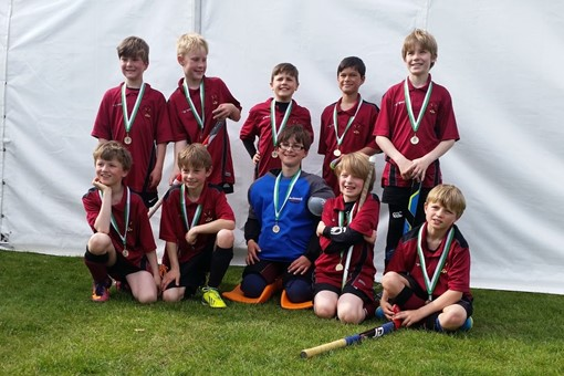 U10 Boys Plate winners 002