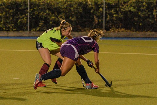 Ladies 1s v Loughborough in friendly 017