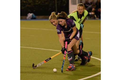 Ladies 1s v Loughborough in friendly 019