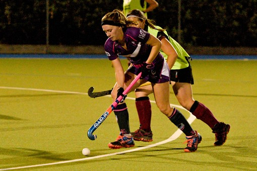 Ladies 1s v Loughborough in friendly 021