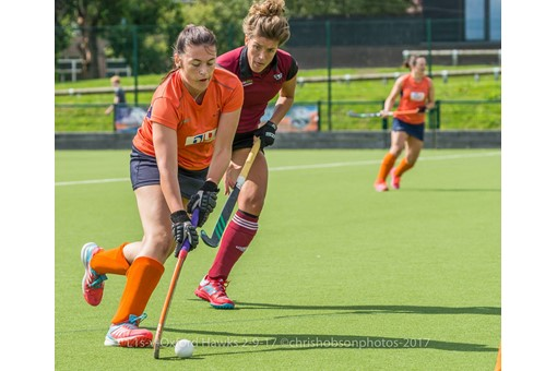 Ladies' 1s v St Albans in friendly 001