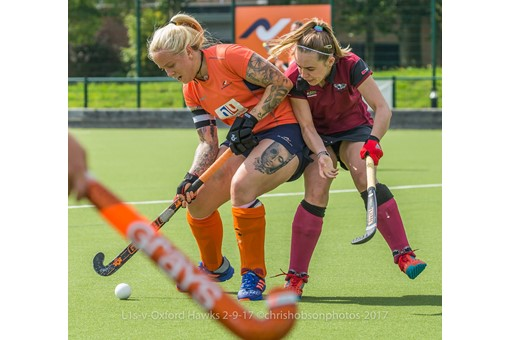 Ladies' 1s v St Albans in friendly 006