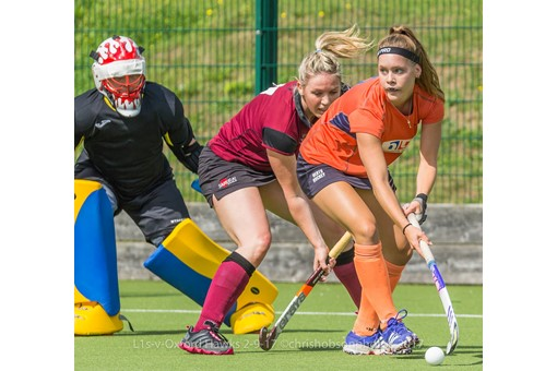 Ladies' 1s v St Albans in friendly 010
