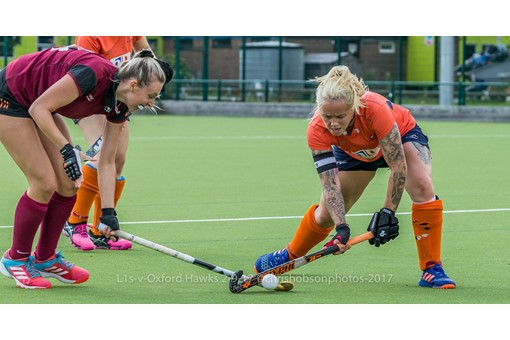 Ladies' 1s v St Albans in friendly 021