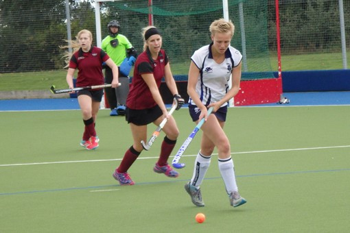 Ladies' 5s v Maidenhead 001