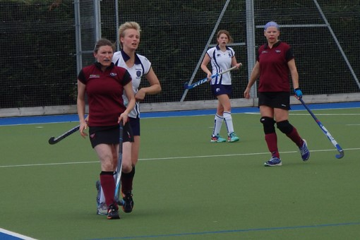 Ladies' 5s v Maidenhead 009