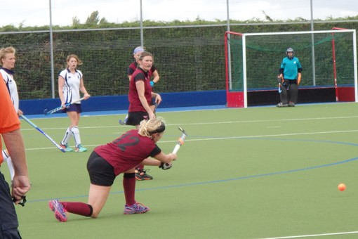 Ladies' 5s v Maidenhead 010