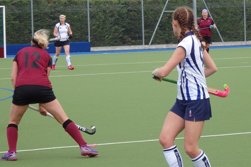 Ladies' 5s v Maidenhead 011
