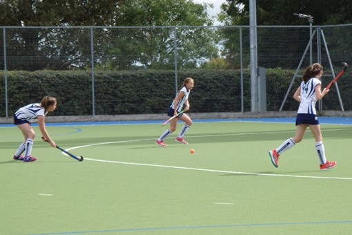 Ladies' 5s v Maidenhead 012