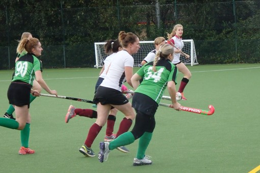 Ladies' 7s in friendly v Bicester 4s 001
