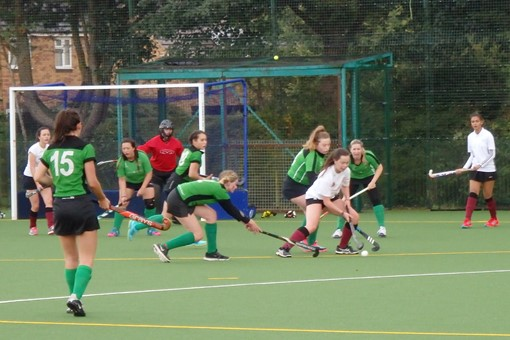 Ladies' 7s in friendly v Bicester 4s 008