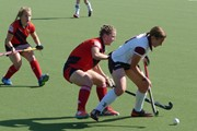 Ladies' 1s v Trojans 004