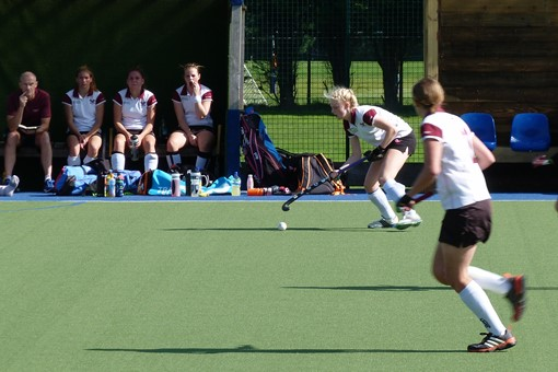 Ladies' 1s v Trojans 005