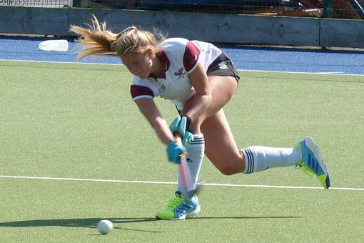 Ladies' 1s v Trojans 007