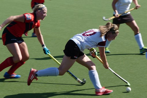 Ladies' 1s v Trojans 016