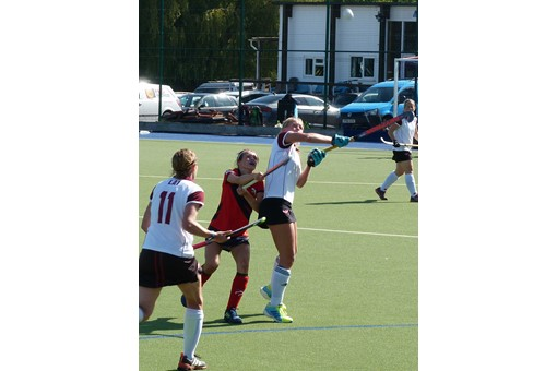 Ladies' 1s v Trojans 017