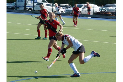 Ladies' 1s v Trojans 020