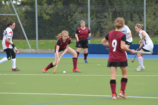 Ladies' 6s v Milton Keynes 001