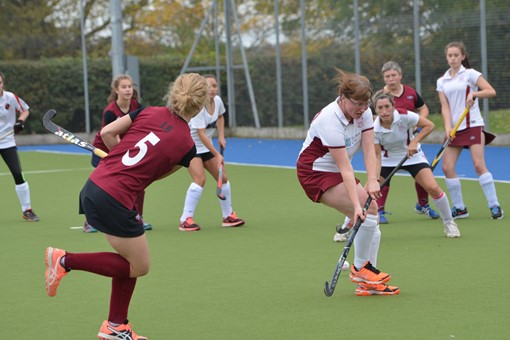 Ladies' 6s v Milton Keynes 010