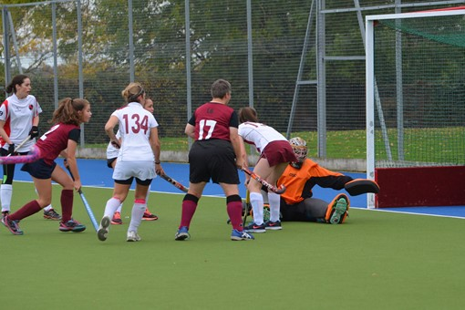 Ladies' 6s v Milton Keynes 011