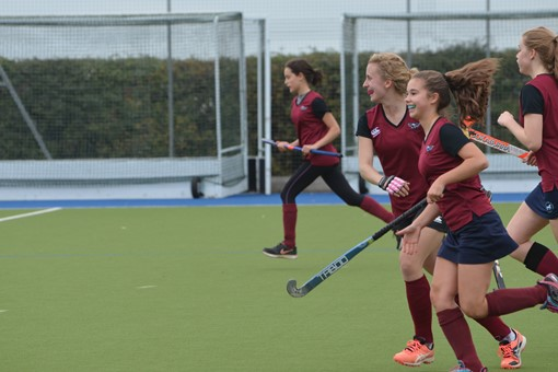 Ladies' 6s v Milton Keynes 012