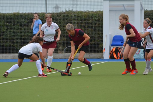 Ladies' 6s v Milton Keynes 013
