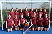 U16 Girls' A team October 2017 001