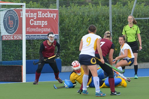 Ladies' 1s v Stourport 002