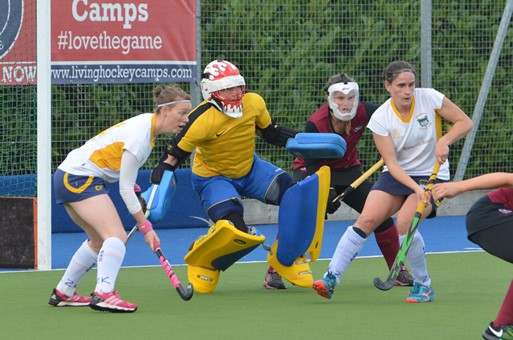 Ladies' 1s v Stourport 003