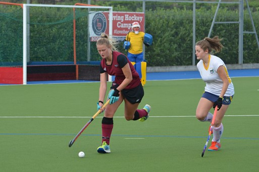 Ladies' 1s v Stourport 005
