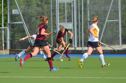 Ladies' 1s v Stourport 010