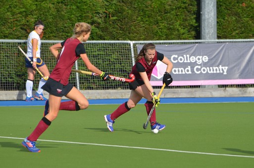 Ladies' 1s v Stourport 011