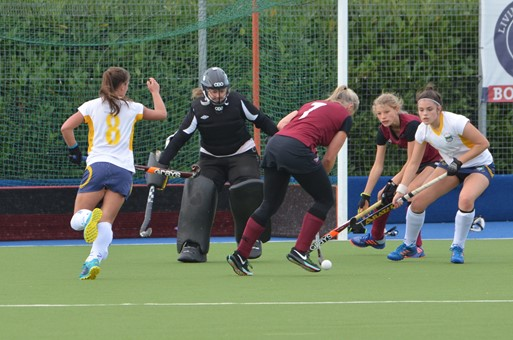 Ladies' 1s v Stourport 014