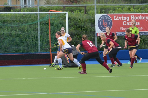 Ladies' 1s v Stourport 015
