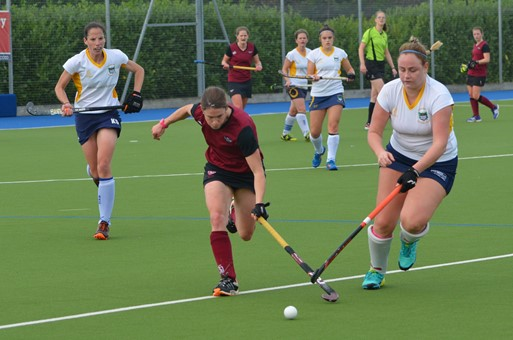 Ladies' 1s v Stourport 022
