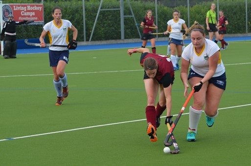 Ladies' 1s v Stourport 023