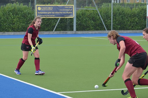 Ladies' 1s v Stourport 024