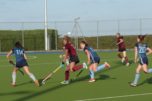 U16 Girls' A team v Reading 017