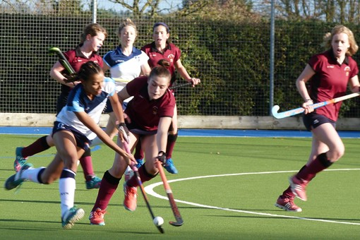 U16 Girls' A v Clifton Robinsons 003