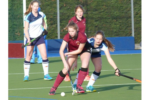 U16 Girls' A v Clifton Robinsons 004