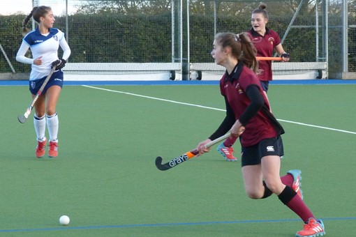 U16 Girls' A v Clifton Robinsons 005