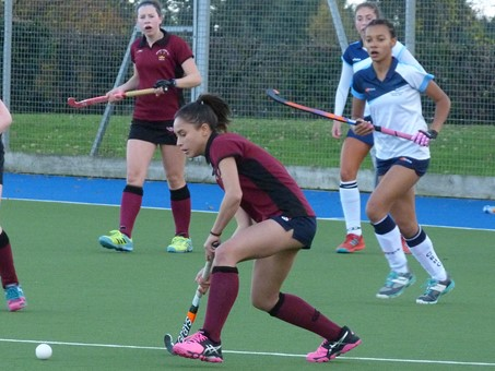 U16 Girls' A v Clifton Robinsons 006