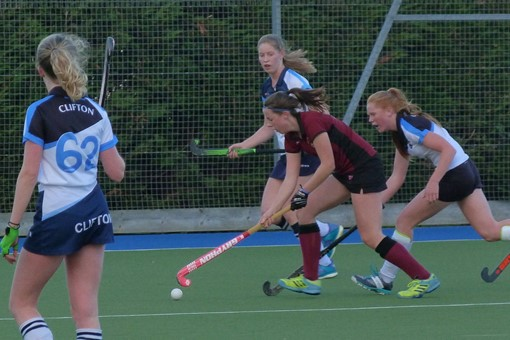 U16 Girls' A v Clifton Robinsons 007